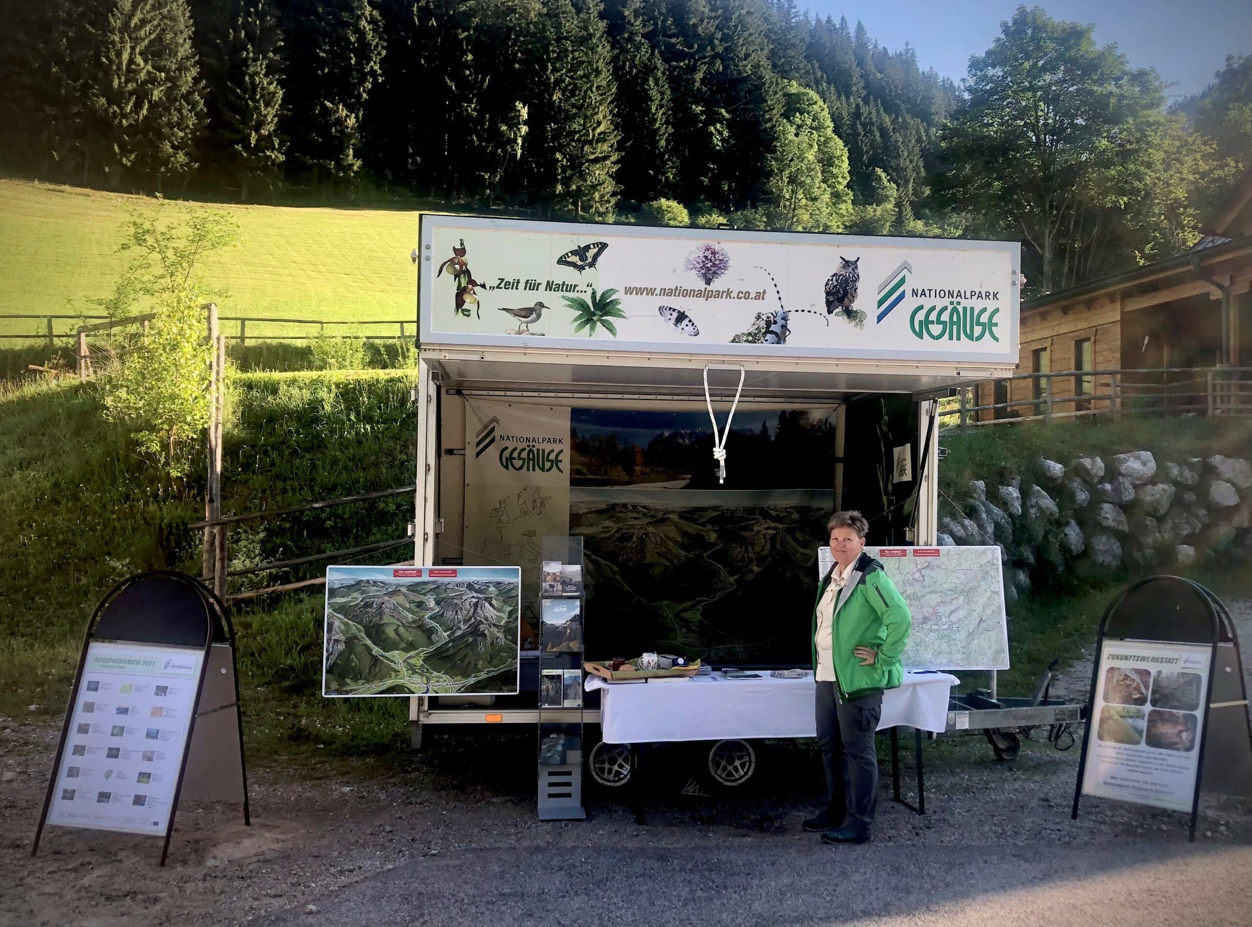 2021_07_16_Infomobil_Johnsbach_c_Nationalpark_Gesaeuse_GmbH_Werner_Huber