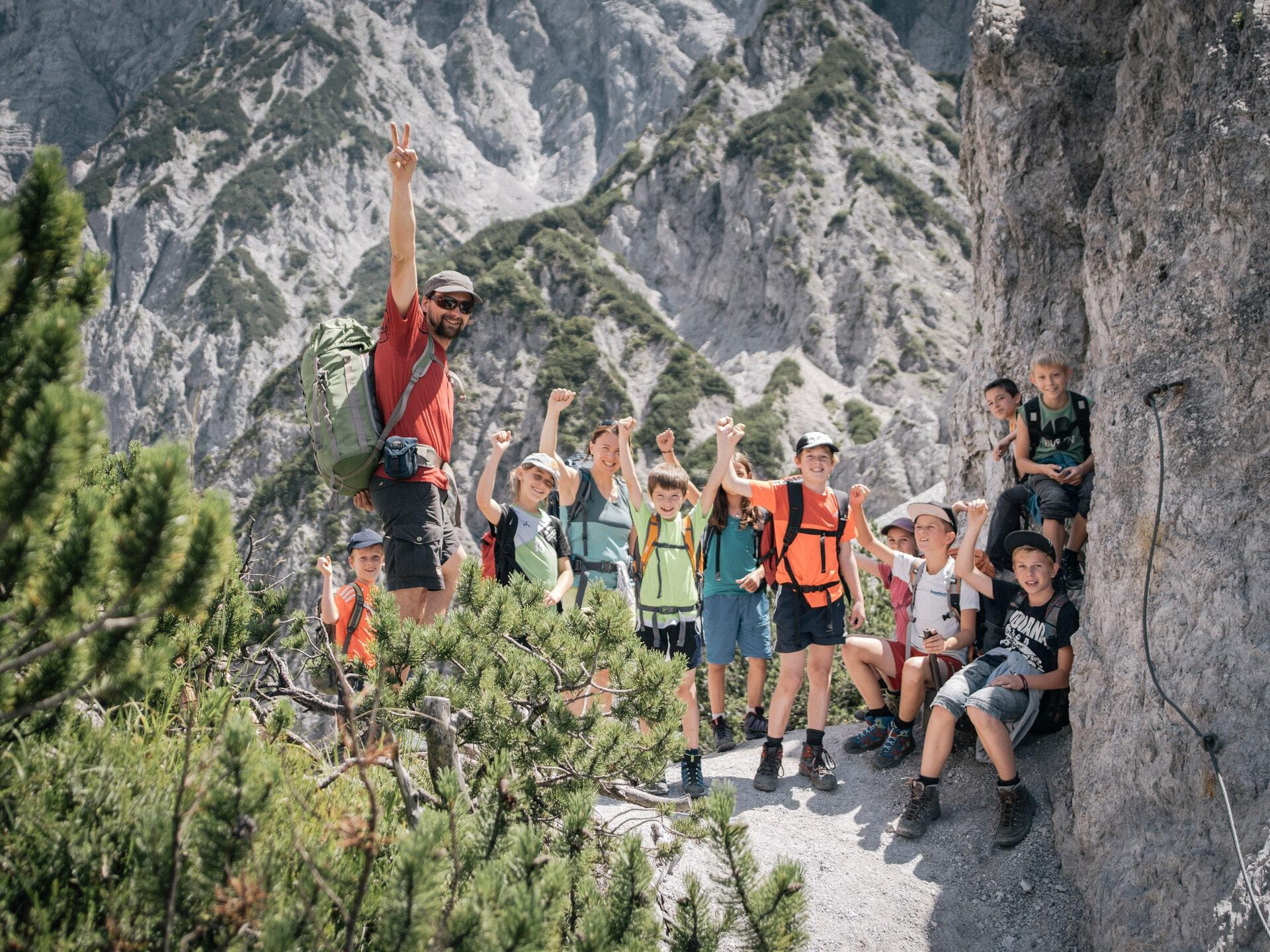 Nationalpark_Gesäuse_Youth_at_the_Top©StefanLeitner_com_022