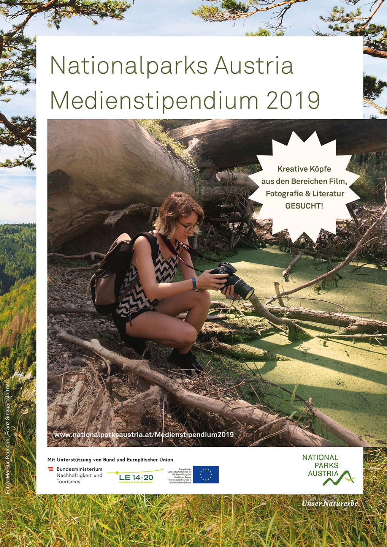 Nationalparks Austria Ausschreibung 2019
